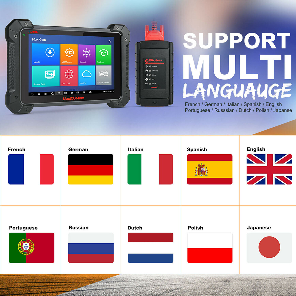 Autel-MaxiCOM-MK908-Support-Multiple-Language-2
