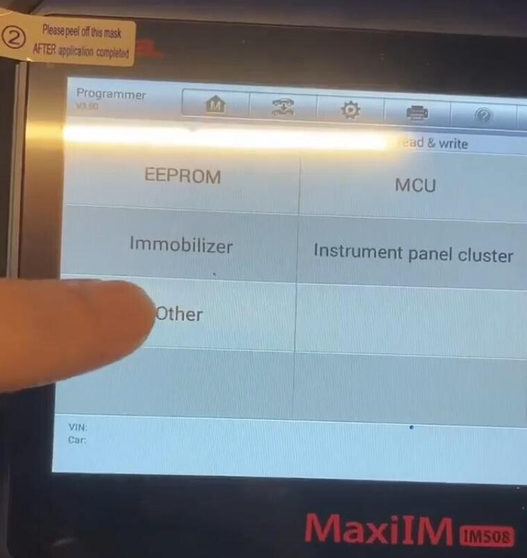 How-to-use-Autel-IM508-and-XP400-Pro-to-do-FRM-Repair-5